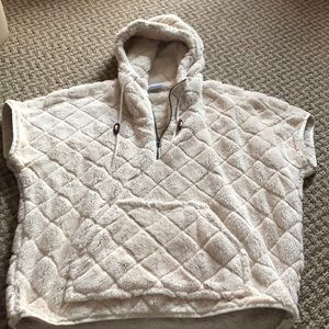 Columbia Quilted Fleece Woman's Pullover